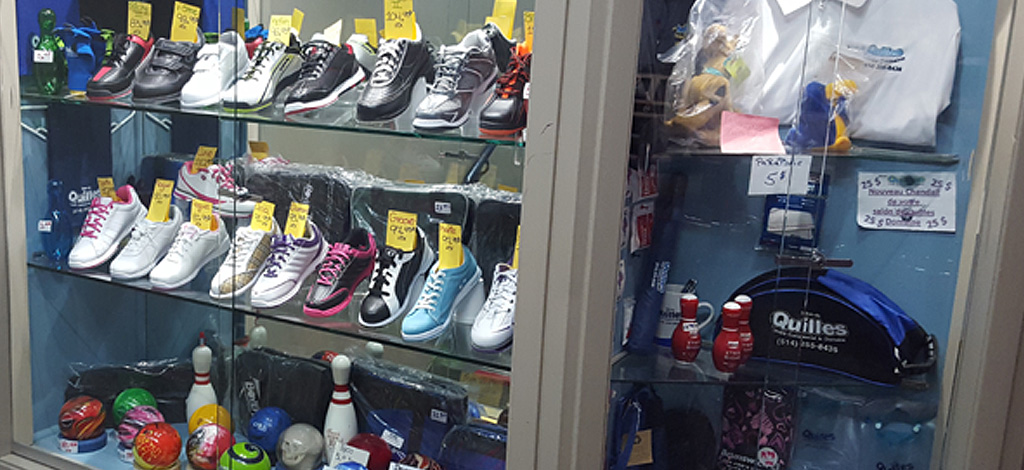 Pro Shop Une