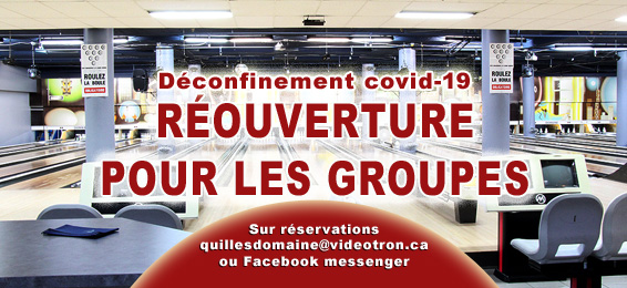 COVID 19 Reouvert GRO Une